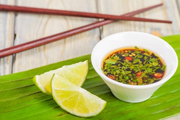Nam pla, salsa thai de pescado