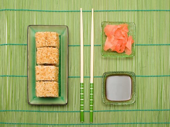 palillos sushi