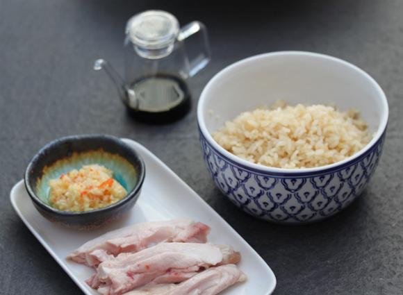 Receta de Chicken rice, uno de los grandes platos de Singapur
