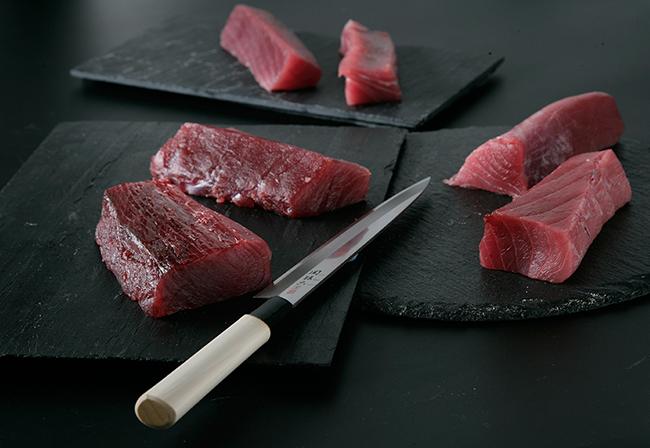 buen cuchillo sushi