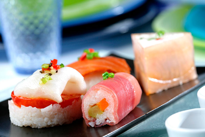 Aprende a maridar tus cenas de sushi y serás el rey del maridaje
