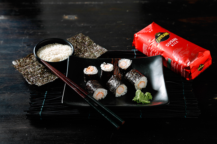 maki langostinos tempura