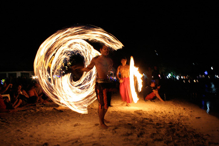 Full Moon Party Fuego