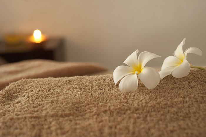 noche exótica spa