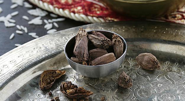 Una imagen del ingrediente Cardamomo negro
