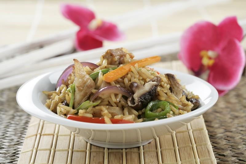 Receta de Arroz con cerdo – Receta Arroz Thai – Sundari