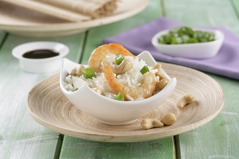 Receta de Arroz con coco – Receta Arroz Thai – Sundari