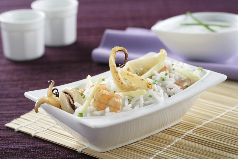 Receta de Arroz cremoso – Receta Arroz Thai – Sundari