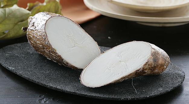 Una imagen del ingrediente Yuca