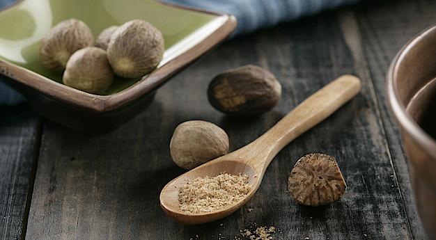 Una imagen del ingrediente Nuez moscada