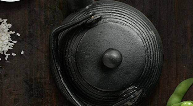 Una imagen del utensilio Tetera